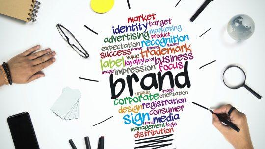 التسويق الفعّال لأعمالك يبدأ بتصميم العلامة التجارية